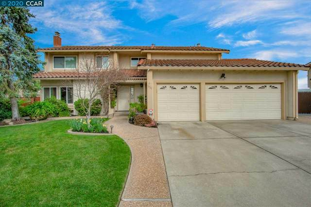 5738 Cedar Brook Ct, Castro Valley, CA 94552 (#40900723) :: RE/MAX Accord (DRE# 01491373)