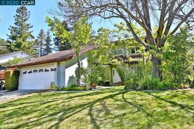 5655 White Mountain Ct, Martinez, CA 94553 (#40900824) :: Blue Line Property Group