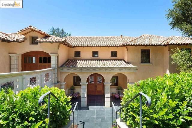 1440 Westview Dr, Berkeley, CA 94705 (#40902995) :: Blue Line Property Group