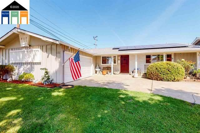 612 Chevy Chase Way, Hayward, CA 94544 (#40903078) :: Armario Venema Homes Real Estate Team