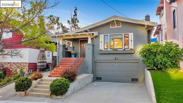 5119 Desmond St, Oakland, CA 94618 (#40903847) :: Armario Venema Homes Real Estate Team
