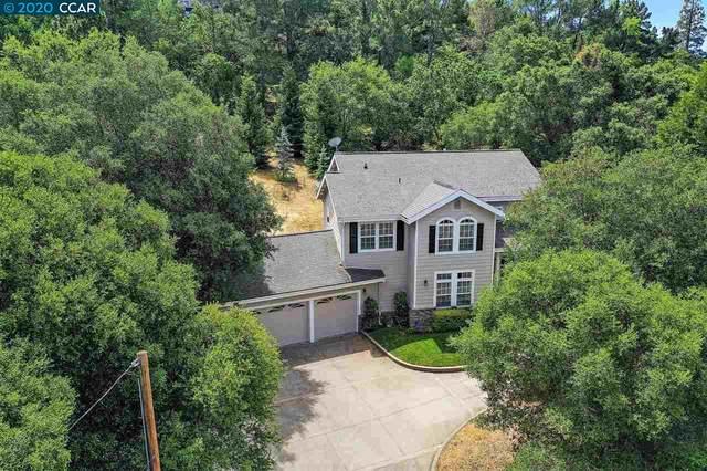 10 Rheem Blvd, Orinda, CA 94563 (#40905350) :: Armario Venema Homes Real Estate Team