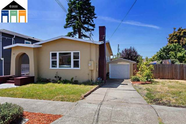 1421 Richmond St, El Cerrito, CA 94530 (#40905463) :: The Grubb Company
