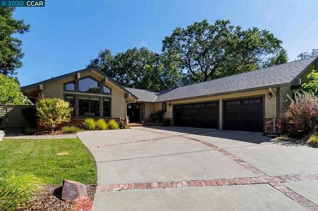 934 Raintree Pl, Lafayette, CA 94549 (#40905679) :: Realty World Property Network