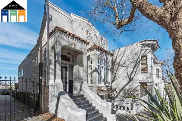 824 Waller St, San Francisco, CA 94117 (#40905917) :: Realty World Property Network