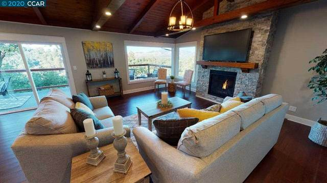 946 Oak View Cir, Lafayette, CA 94549 (#40906312) :: Blue Line Property Group