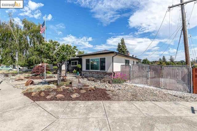 2549 Grove Way, Hayward, CA 94546 (#40906398) :: The Grubb Company