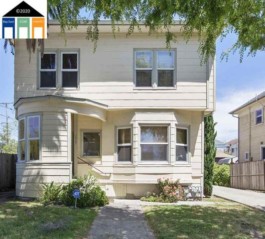 3005 Harper St, Berkeley, CA 94703 (#40907009) :: Armario Venema Homes Real Estate Team