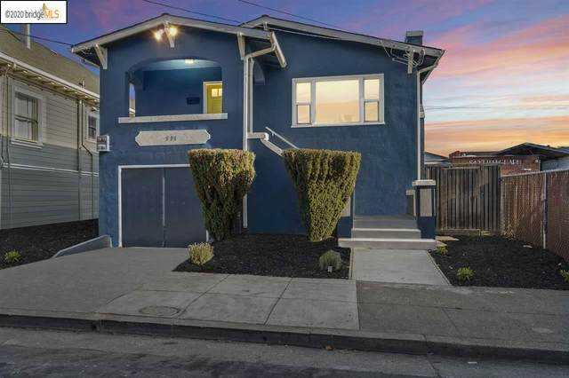 531 55Th St, Oakland, CA 94609 (#40907056) :: Blue Line Property Group