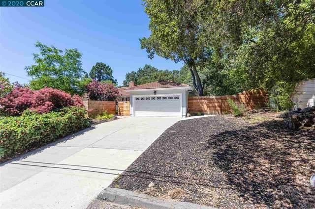 84 Davis Rd, Orinda, CA 94563 (#40907441) :: Armario Venema Homes Real Estate Team