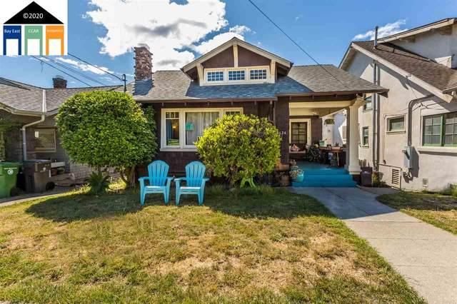 4624 Dolores Ave, Oakland, CA 94602 (#40908326) :: Armario Venema Homes Real Estate Team