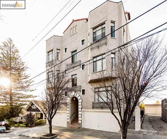 827 Warfield Ave, Oakland, CA 94610 (#40909017) :: Armario Venema Homes Real Estate Team