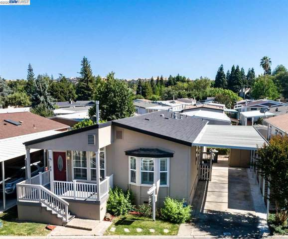 3263 Vineyard Ave. #48 #48, Pleasanton, CA 94566 (#40911045) :: Armario Venema Homes Real Estate Team