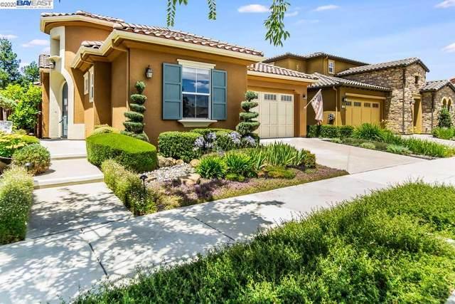 1175 Bradford Way, Pleasanton, CA 94566 (MLS #40911439) :: Paul Lopez Real Estate