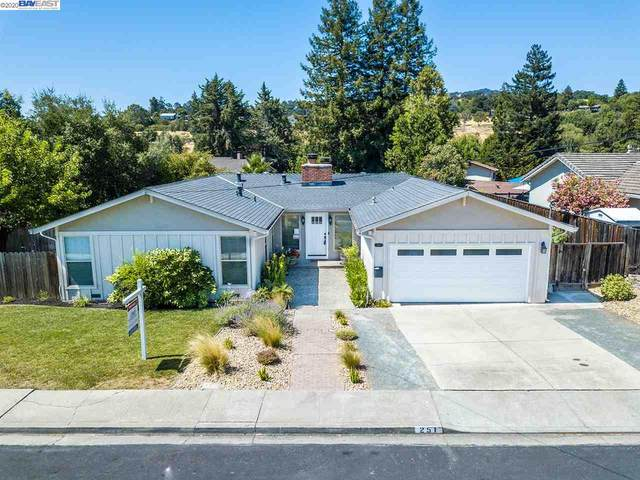 251 Donegal Way, Martinez, CA 94553 (#40911519) :: Blue Line Property Group
