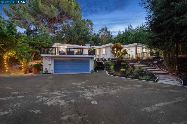 20 Overlook Ct, Walnut Creek, CA 94597 (#40911953) :: Kendrick Realty Inc - Bay Area