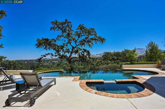 1899 Castle Hill Rd, Walnut Creek, CA 94595 (#40912707) :: Realty World Property Network