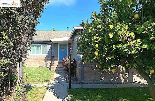 1500 Marelia Ct, San Pablo, CA 94806 (#40912760) :: Realty World Property Network