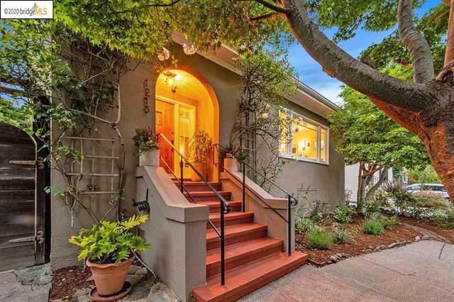 1215 Delaware St, Berkeley, CA 94702 (#40913627) :: Armario Venema Homes Real Estate Team