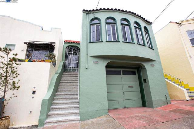 142 Laura St, San Francisco, CA 94112 (#40913961) :: Armario Venema Homes Real Estate Team