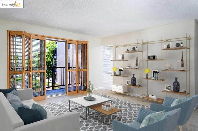 525 Mandana Blvd #206, Oakland, CA 94610 (#40914002) :: Paradigm Investments