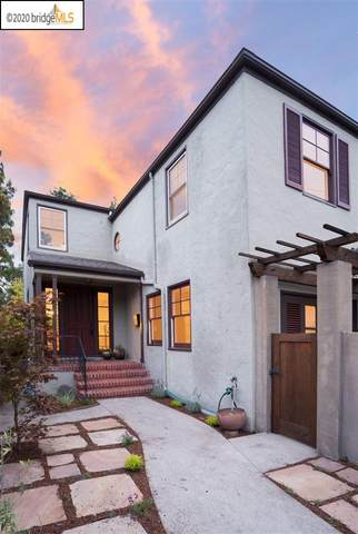 1414 Oxford St, Berkeley, CA 94709 (#40914394) :: Armario Venema Homes Real Estate Team