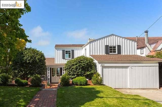 514 Grizzly Peak Blvd, Berkeley, CA 94708 (#40914548) :: Armario Venema Homes Real Estate Team
