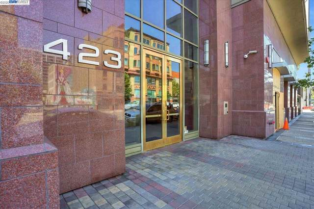 423 7th Street #103, Oakland, CA 94607 (#40914947) :: Realty World Property Network