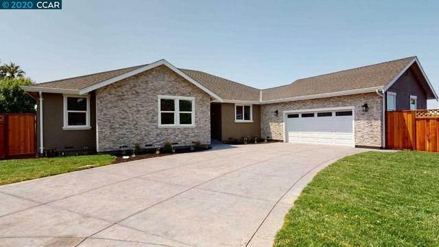 3750 Sanford St, Concord, CA 94520 (#40914996) :: Armario Venema Homes Real Estate Team