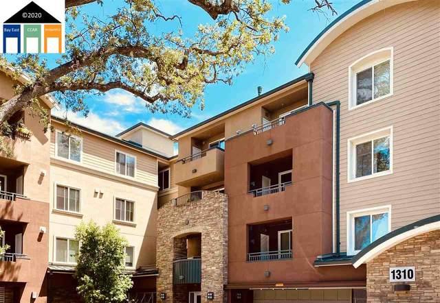 1310 Creekside Drive #105, Walnut Creek, CA 94596 (#40915203) :: Realty World Property Network