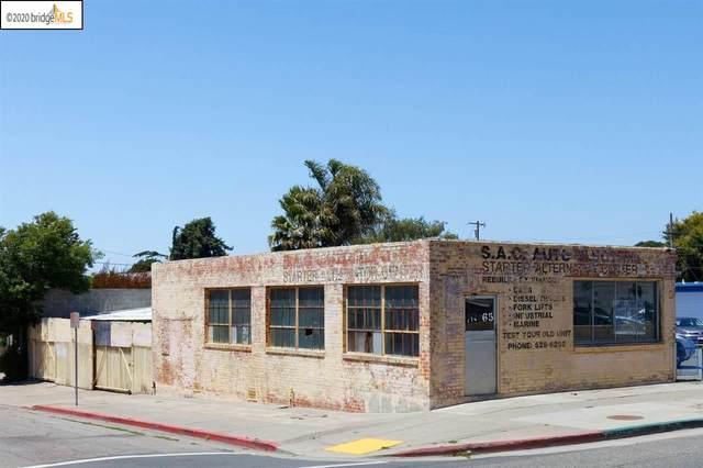 10465 San Pablo Ave, El Cerrito, CA 94530 (#40915380) :: The Grubb Company