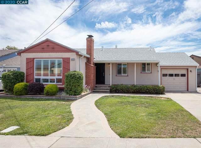 15212 Hardin St, San Leandro, CA 94579 (#40915733) :: The Grubb Company