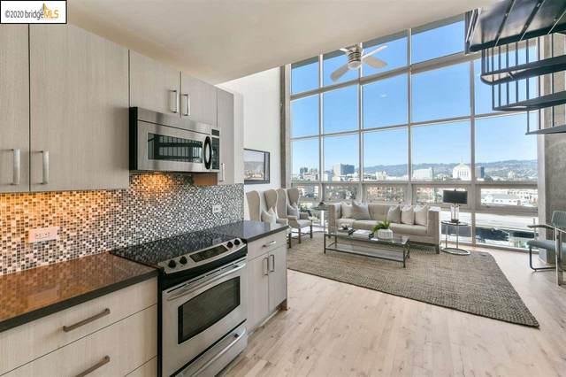 311 Oak Street Ph15, Oakland, CA 94607 (#40915797) :: Armario Venema Homes Real Estate Team