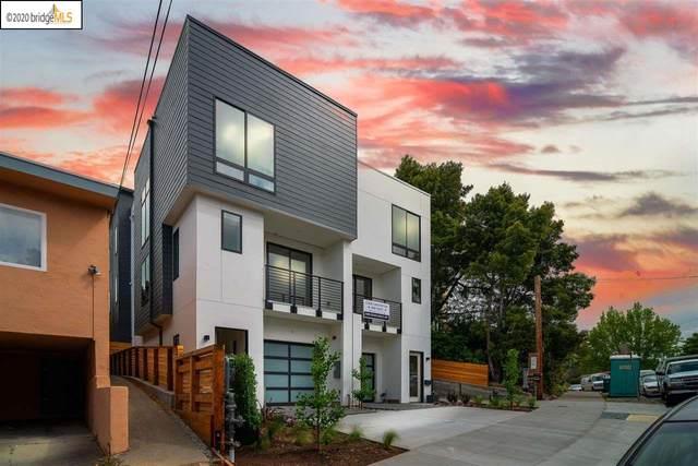 471 B Jean Street, Oakland, CA 94610 (#40915862) :: Blue Line Property Group