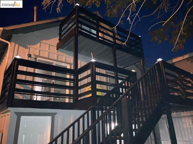 5501 Scoville, Oakland, CA 94621 (#40916006) :: Blue Line Property Group
