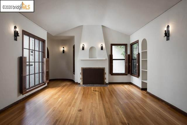 2332 Virginia St, Berkeley, CA 94709 (#40916090) :: Armario Venema Homes Real Estate Team