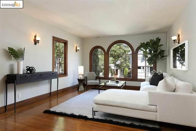 5816 Ayala Ave, Oakland, CA 94609 (#40916199) :: Armario Venema Homes Real Estate Team