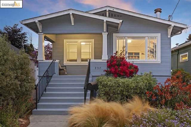 2315 Acton Street, Berkeley, CA 94702 (#40916486) :: The Grubb Company