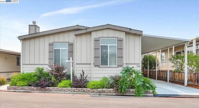1085 Tasman Drive #408, Sunnyvale, CA 94089 (#40917167) :: Realty World Property Network