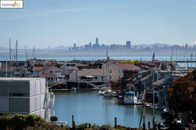 1300 Quarry Court #408, Point Richmond, CA 94801 (#40917228) :: Realty World Property Network