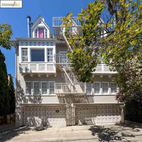 2371 Virginia Street #2, Berkeley, CA 94709 (#40917456) :: Blue Line Property Group