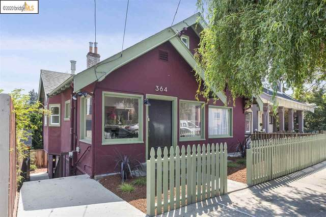 364 Lester Ave, Oakland, CA 94606 (#40917490) :: Realty World Property Network