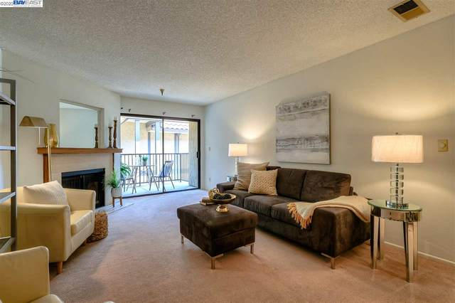 1132 Carpentier St #411, San Leandro, CA 94577 (#40917819) :: Blue Line Property Group