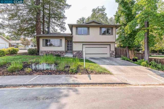 1693 Sunnyvale Ave, Walnut Creek, CA 94597 (#40918461) :: Realty World Property Network