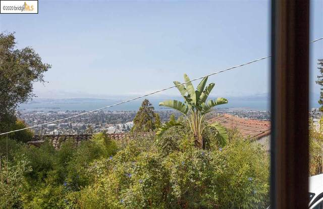 350 Panoramic Way, Berkeley, CA 94704 (#40918492) :: Blue Line Property Group