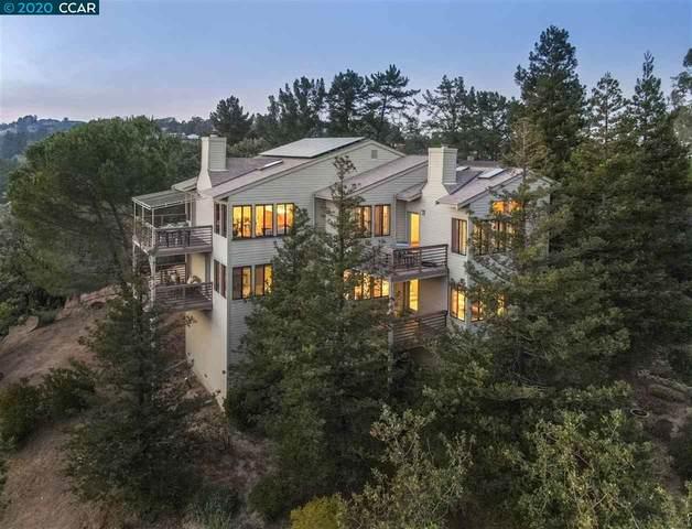 15 Via La Cumbre, Lafayette, CA 94549 (#40918647) :: Realty World Property Network
