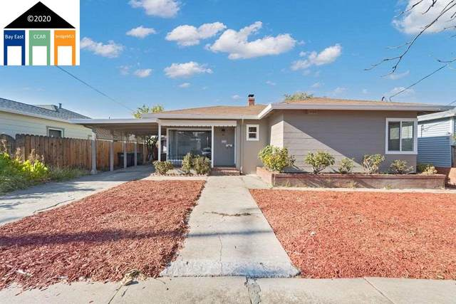 456 W 12Th St, Pittsburg, CA 94565 (#40918753) :: Realty World Property Network