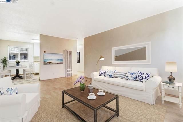 433 Harlan St #107, San Leandro, CA 94577 (#40918838) :: Realty World Property Network