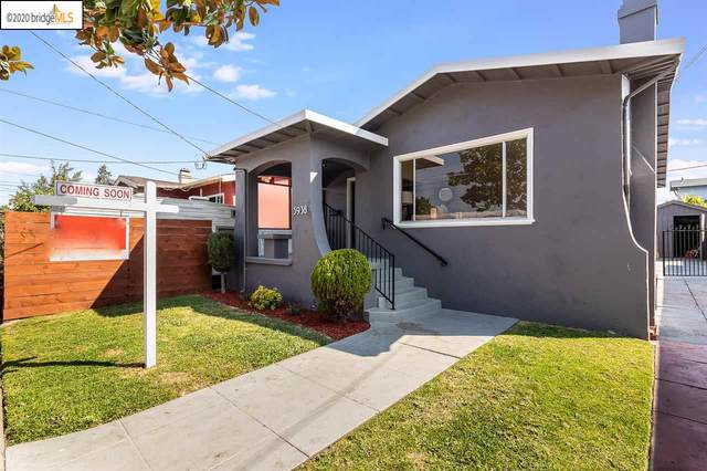 5938 Marshall St, Oakland, CA 94608 (#40918958) :: Blue Line Property Group