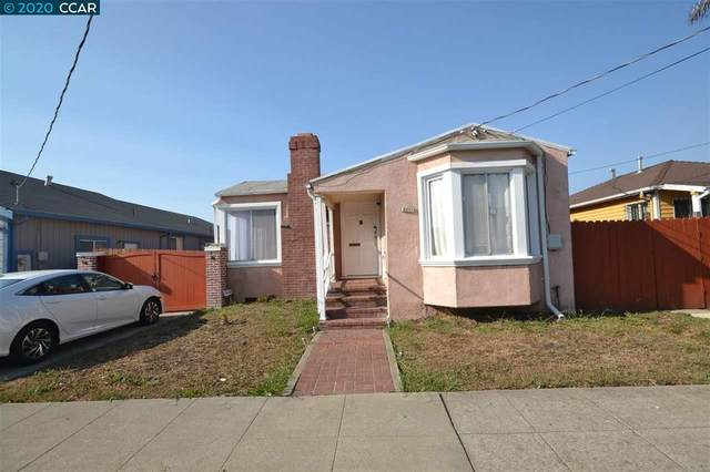 2101 Dunn Ave, Richmond, CA 94801 (#40919045) :: Realty World Property Network